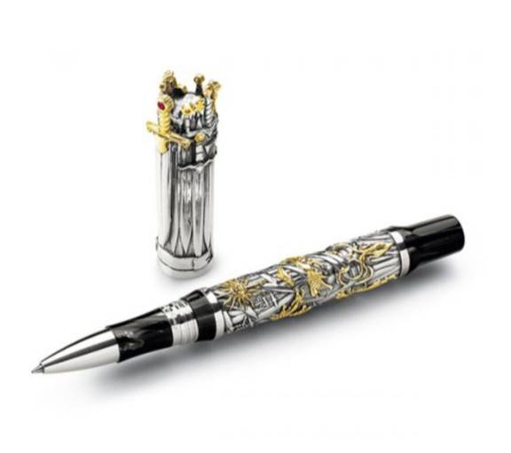 Montegrappa Game of Thrones, The Iron Throne