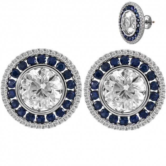 Lurie Jewelry Stud Earrings