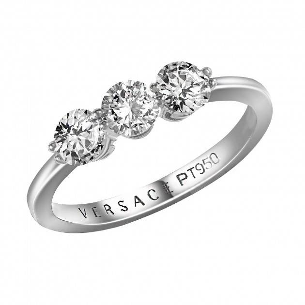 Versace Engagement Ring