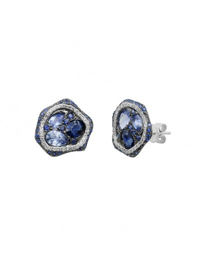 Zarina Stud Earrings