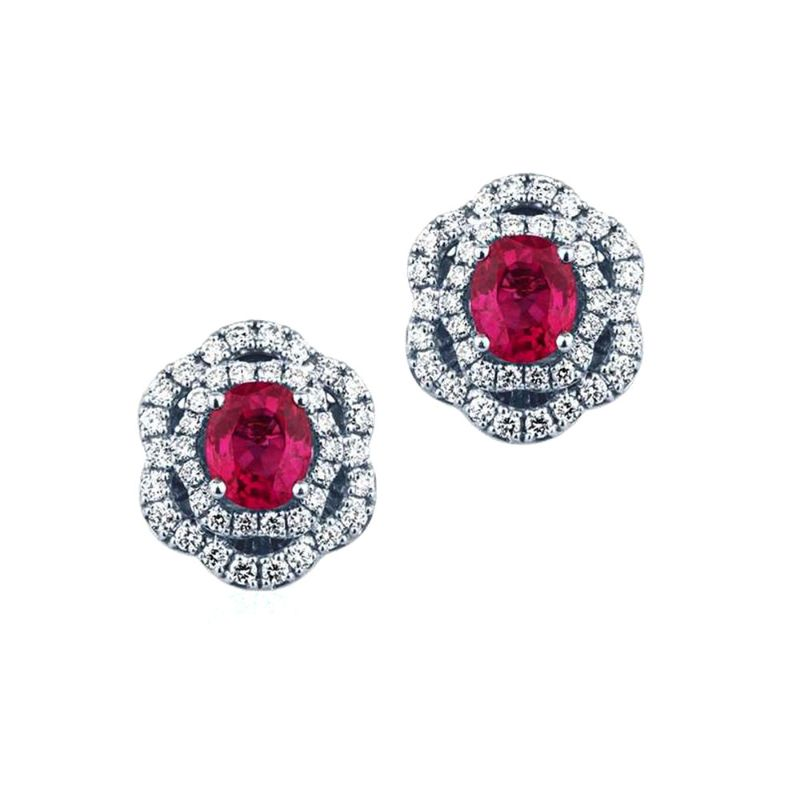 Mirco Visconti Stud Earrings