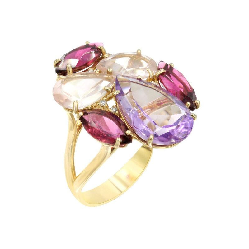 Zarina Cocktail Ring