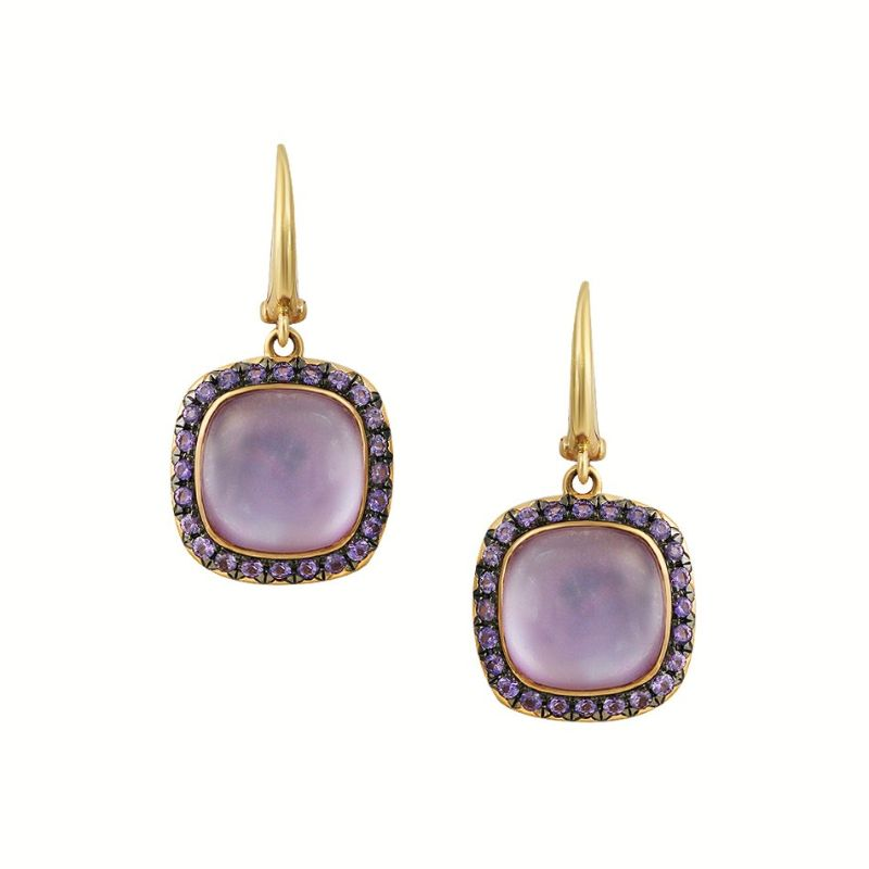 Zarina Dangle Earrings