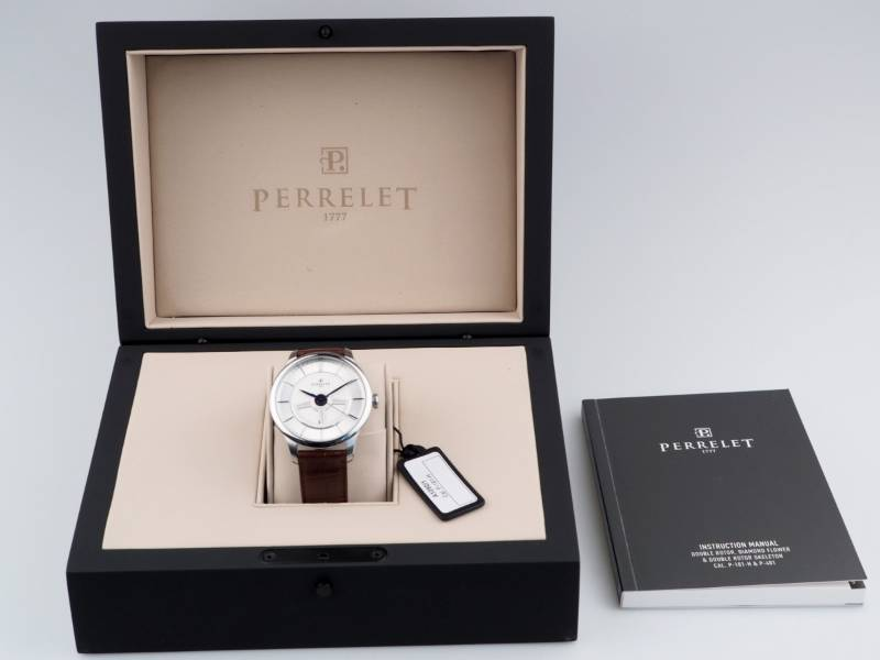 Perrelet First Class Double Rotor
