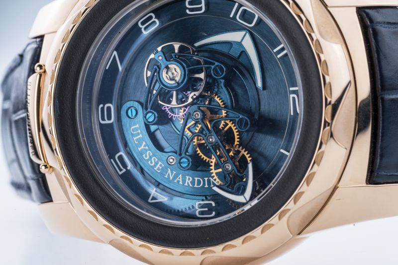 Ulysse Nardin Freak Exceptional Cruiser