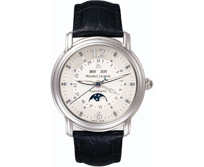 Maurice Lacroix Masterpiece Moonphase
