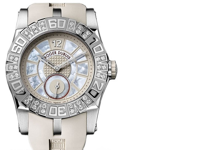 Roger Dubuis Easy Diver Jewellery