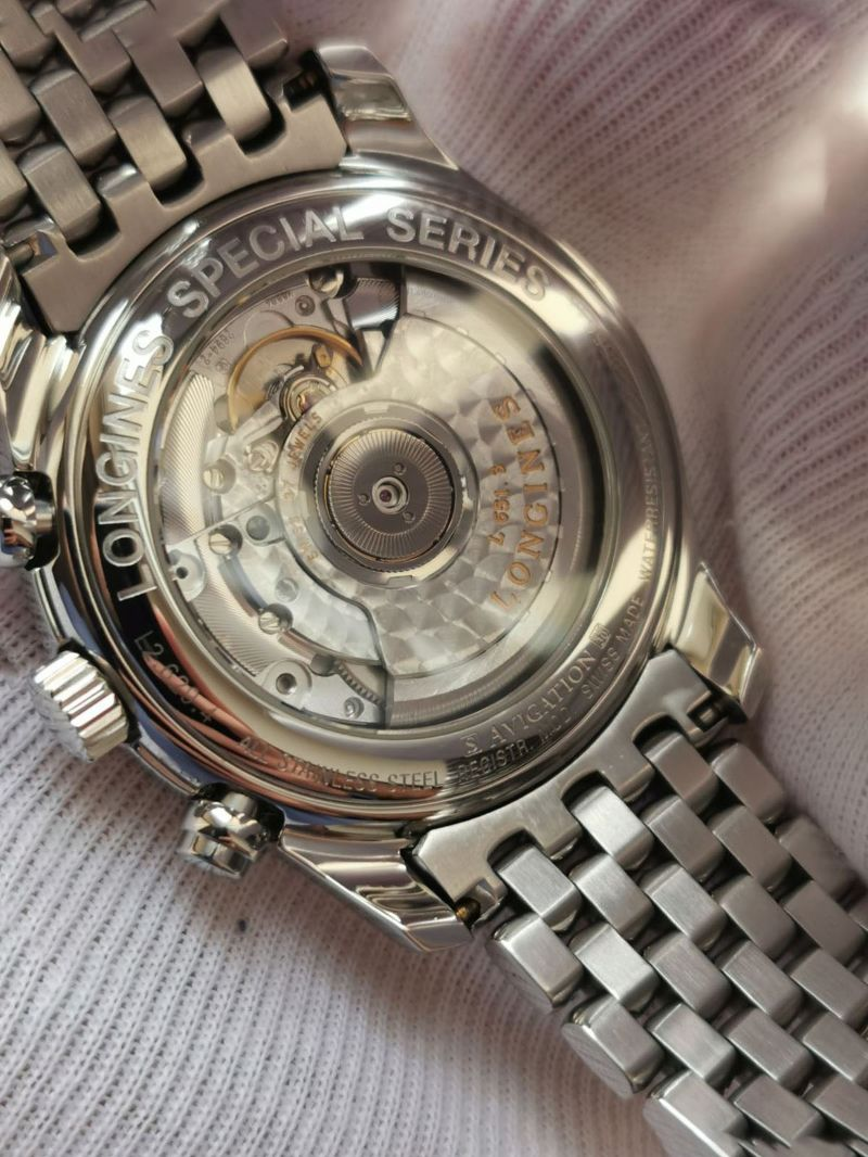 Longines Master Collection Avigation Chronograph Special Series
