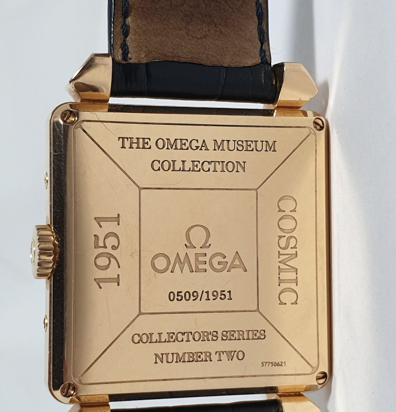 Omega Museum Collection 1951 COSMIC