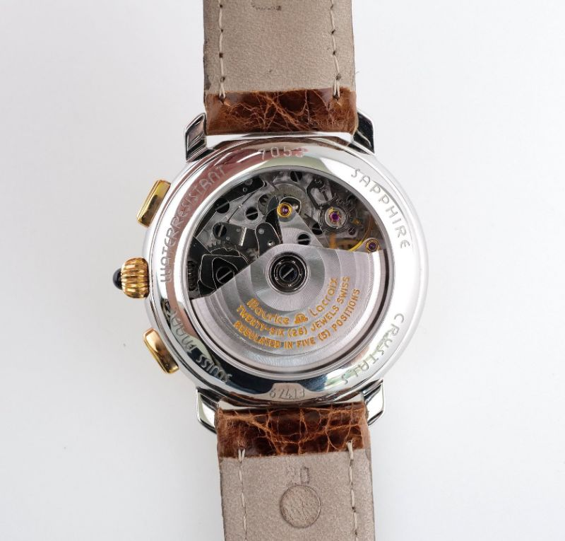 Maurice Lacroix Masterpiece Croneo